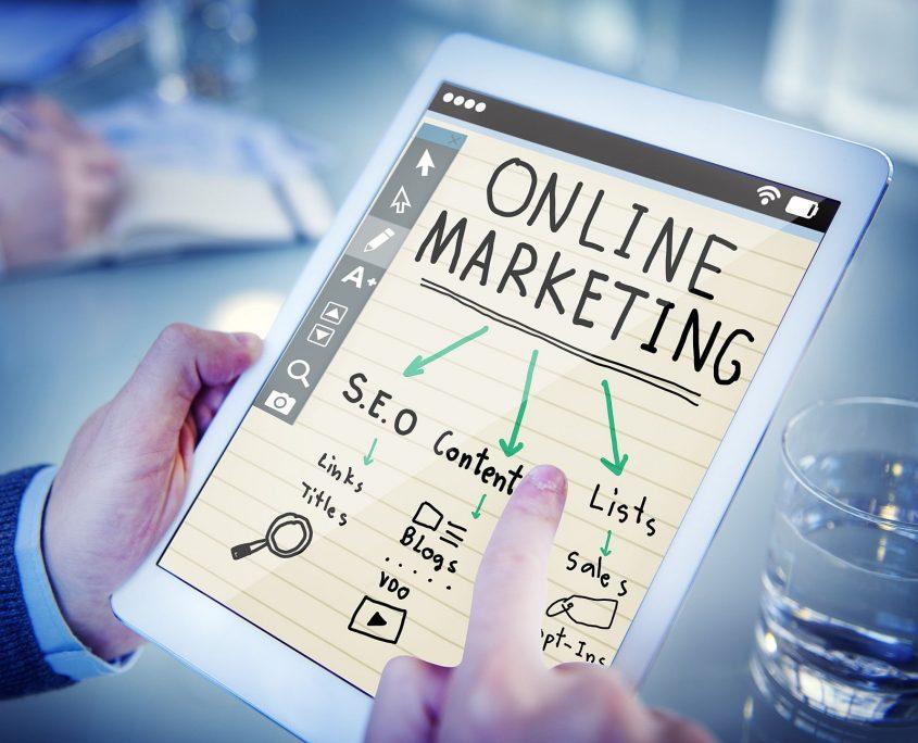 Onlinemarketing - SEO - Conversion Optimierung